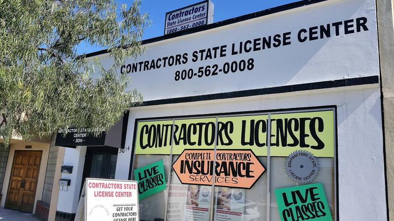 About the California Contractor License Exam