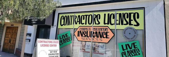 California Contractor License Exam Contractors License School